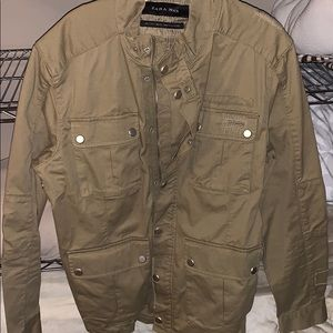Men's Zara jacket size large